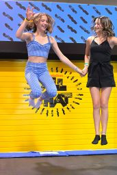 Jayden Bartels and Annie LeBlanc - Nickelodeon at VidCon US 2019 in Los Angeles 07/12/2019