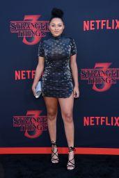 """Jaylen Barron – """"Stranger Things"""" TV Show Season 3 Premiere in LA"""