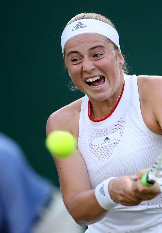 Jelena Ostapenko – Wimbledon Tennis Championships 07/01/2019