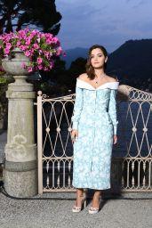 Jenna Coleman - Bvlgari Splendida Tubereuse Mystique Event in Cernobbio 07/09/2019