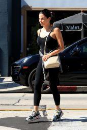 Jenna Dewan - Leaves Urth Caffe in West Hollywood 07/24/2019