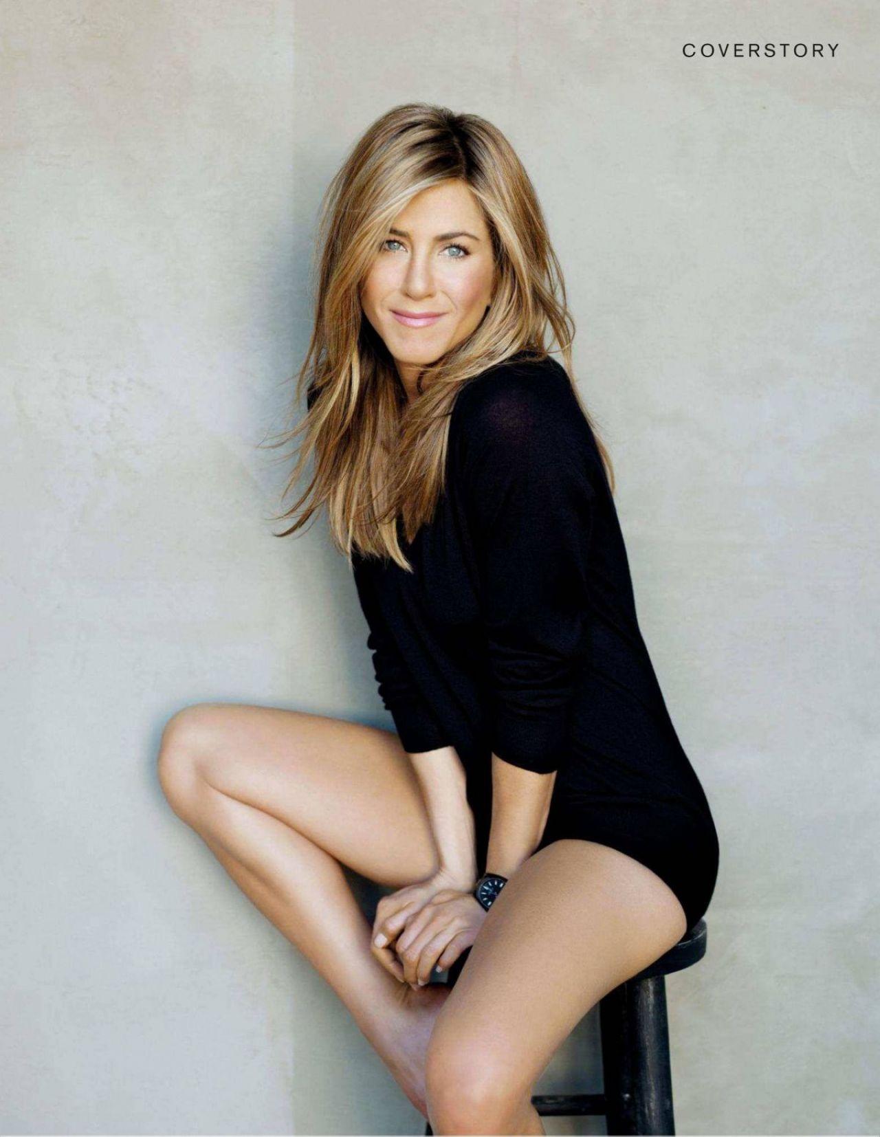 Jennifer Aniston - D la Repubblica Magazine July 2019 Issue