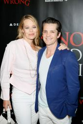 "Jeri Ryan - ""The Play That Goes Wrong"" Opening in Los Angeles"