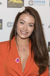 Jess Impiazzi - Paul Strank Charitable Trust Summer Party in London 07/11/2019