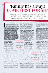 Jessica Alba - Essentials SA August 2019 Issue