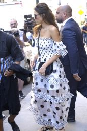 Jessica Alba - Leaving The Edition Hotel in NYC 07/15/2019