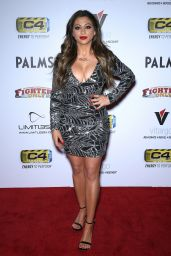Jessica Vaugn – 2019 World Mixed Martial Arts Awards in Las Vegas