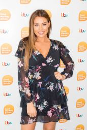 Jessica Wright - Good Morning Britain TV Show in London 07/25/2019
