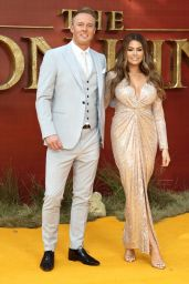 """Jessica Wright – """"The Lion King"""" Premiere in London"""