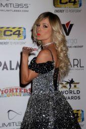 Jhenny Andrade – 2019 World Mixed Martial Arts Awards in Las Vegas