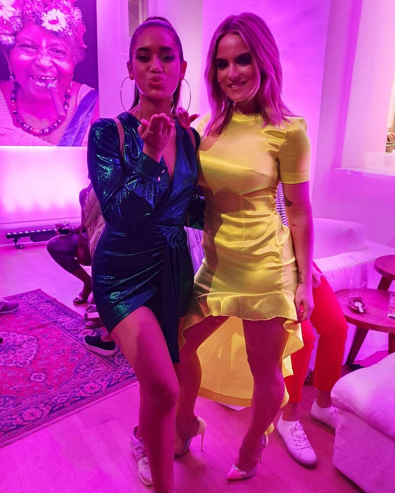 Joanna JoJo Levesque - Social Media 07/08/2019