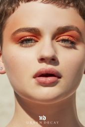 Joey King - Photoshoot for Urban Decay Cosmetics Summer 2019