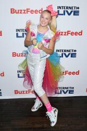 JoJo Siwa - Internet Live By BuzzFeed in NYC 07/25/2019