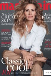 Julia Roberts - Marie Claire Australia August 2019 Issue