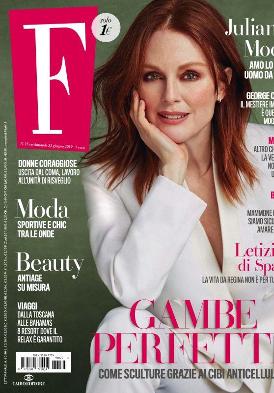 Julianne Moore - F Magazine 06/25/2019 Issue