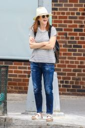 Julianne Moore - Out in NYC 07/13/2019