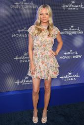 Kaitlin Doubleday – Hallmark Movies & Mysteries 2019 Summer TCA Press Tour Event in Beverly Hills