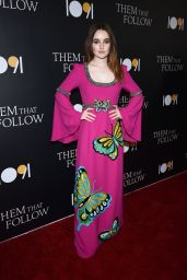 """Kaitlyn Dever - """"Them That Follow"""" Premiere in Los Angeles"""