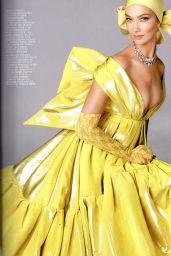 Karlie Kloss - Vogue Magazine UK August 2019 Issue