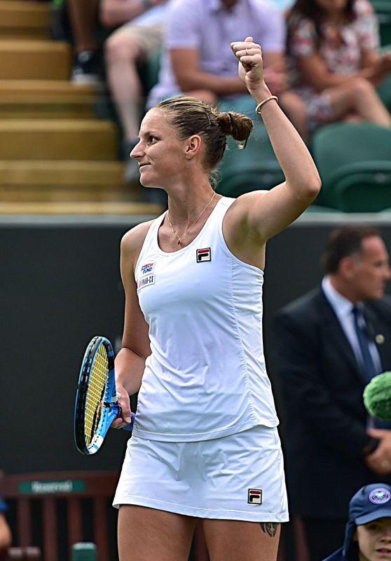 Karolina Pliskova – Wimbledon Tennis Championships 07/01/2019