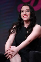 Kat Dennings – Hulu TCA Summer Press Tour in Beverly Hills 07/26/2019