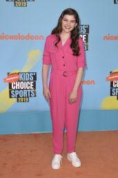 Kate Godfrey – Nickelodeon Kids' Choice Sports Awards 2019 in Santa Monica