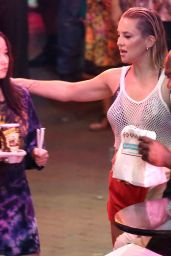 """Kate Hudson - """"Mona Lisa and the Blood Moon"""" Set in New Orleans 07/10/2019"""