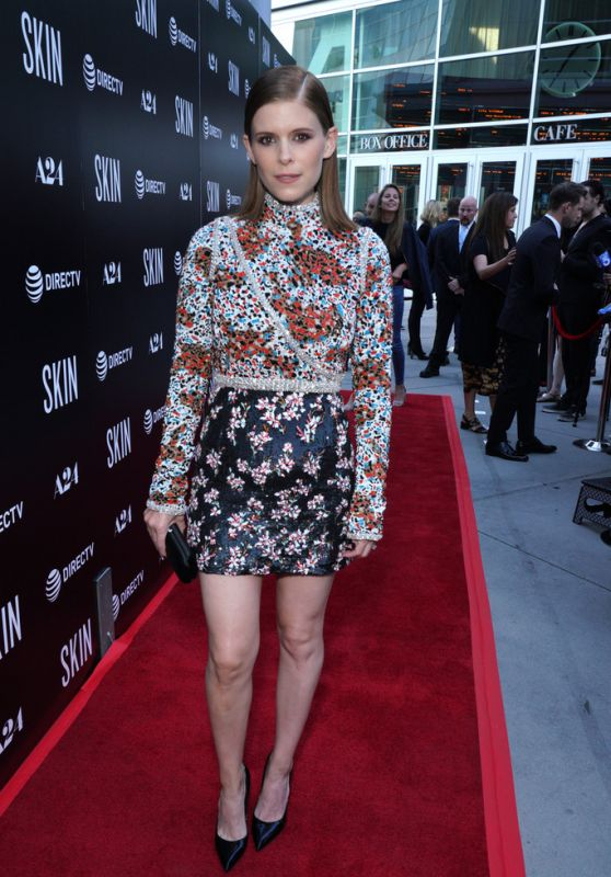 "Kate Mara - ""Skin"" Special Screening in Hollywood"