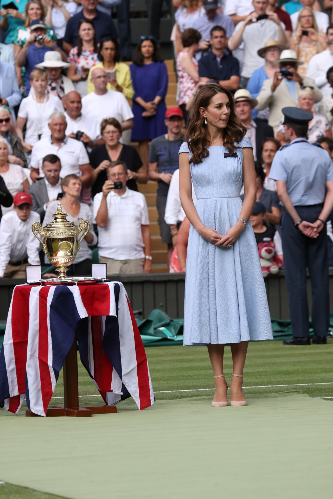 Wimbledon Finale Damen 2020
