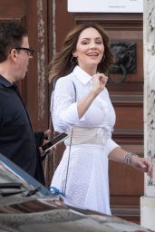 Katharine McPhee - Out in London 06/28/2019