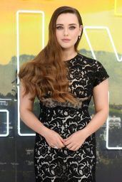 "Katherine Langford – ""Once Upon a Time in Hollywood"" Premiere in London"