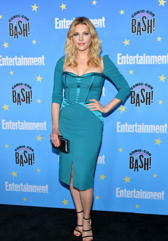 Katheryn Winnick – EW Comic Con Party in San Diego 07/20/2019