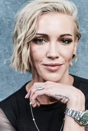 "Katie Cassidy - ""Arrow"" Portraits at SDCC 2019"