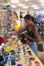 Katie Holmes - Shopping in Downtown Manhattan 07/20/2019