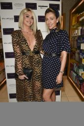 Katie McGlynn - House Of Evelyn Hair and Beauty Salon in Manchester 07/05/2019