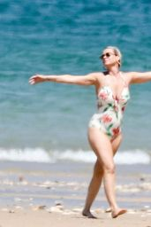 Katy Perry in a Swimsuit 07/08/2019
