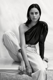 Kaya Scodelario - Photoshoot for Vogue Russia August 2019