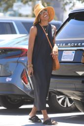 Kelly Rowland - Shopping at the Container Store in West Hollywood 07/22/2019