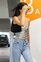 Kendall Jenner - Arriving at a Business Meeting in Beverly Hills 07/23/2019