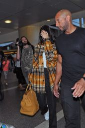 Kendall Jenner at LAX in Los Angeles 07/05/2019