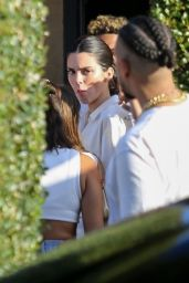 Kendall Jenner at the Bootsy Bellows Independence Day Party at Nobu in Malibu 07/04/2019