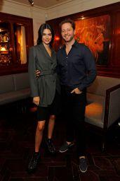 Kendall Jenner - #MOVINGLOVE Dinner in London 07/15/2019