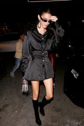 Kendall Jenner Night Out Style - Craig