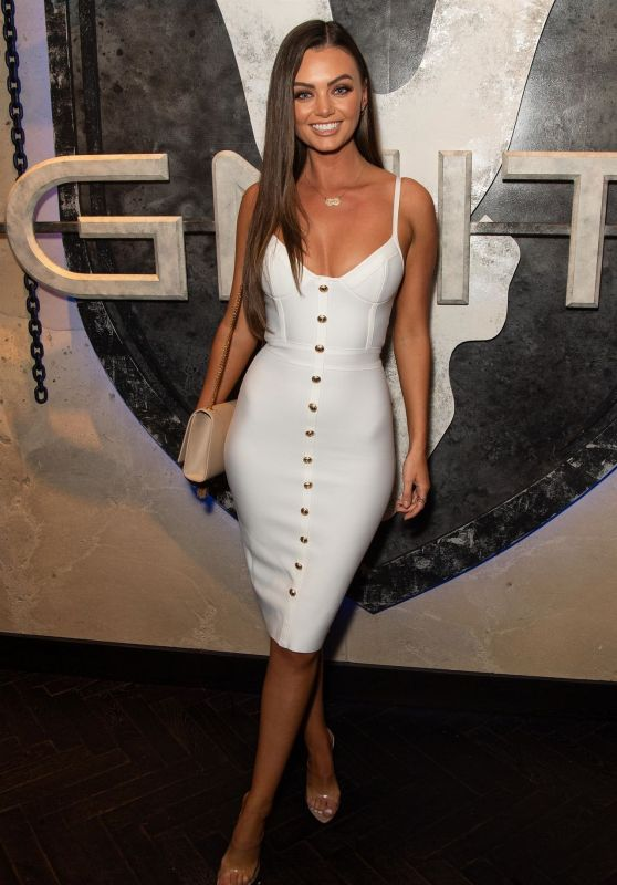 Kendall Rae Knight - Ignite CBD Product Launch in London 07/11/2019