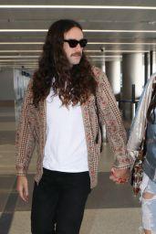 Kesha at LAX Airport in LA 07/04/2019