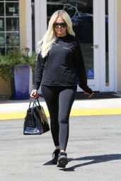 Khloe Kardashian - Out in Los Angeles 07/30/2019