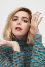 Kiernan Shipka - Inxcss Magazine Argentina July / August 2019 Issue