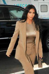 Kim Kardashian - Arriving at the White House in Washington DC 07/25/2019