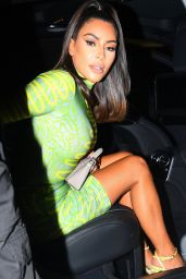 Kim Kardashian Night Out Style 06/29/2019