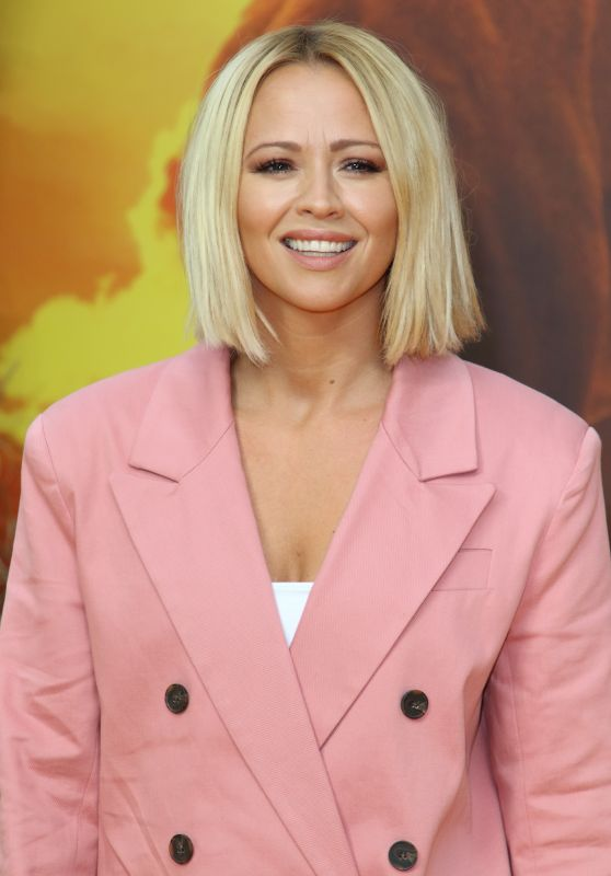 "Kimberley Walsh - ""The Lion King"" European Premiere in London"